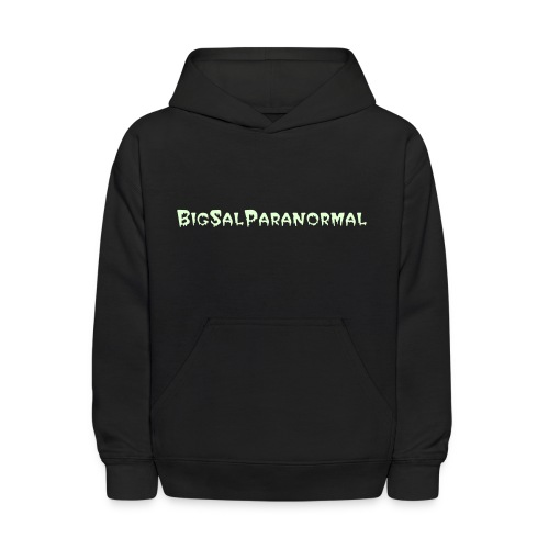 BigSalParanormal Glow in the Dark - Kids' Hoodie