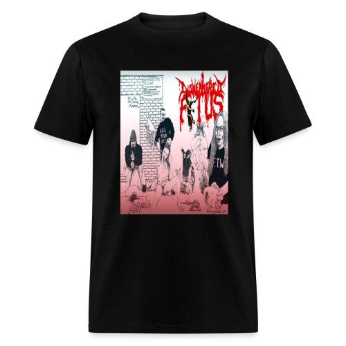 Dismembered Fetus Obstetrician - Men's T-Shirt