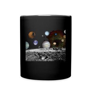 Solar system mug - Full Color Mug