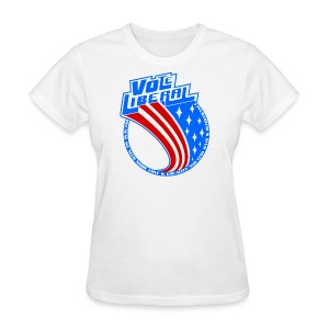 Vote Liberal America - Women's T-Shirt