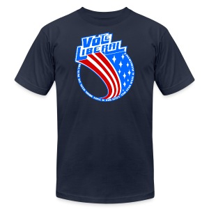 Vote Liberal America - Men's T-Shirt by American Apparel