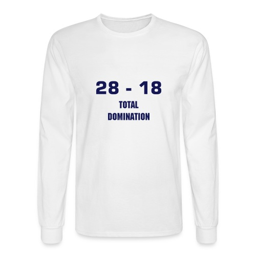 SCORE SHIRT - Men's Long Sleeve T-Shirt