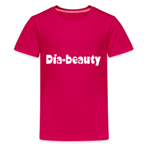 Dia-Beauty - Kids' Premium T-Shirt