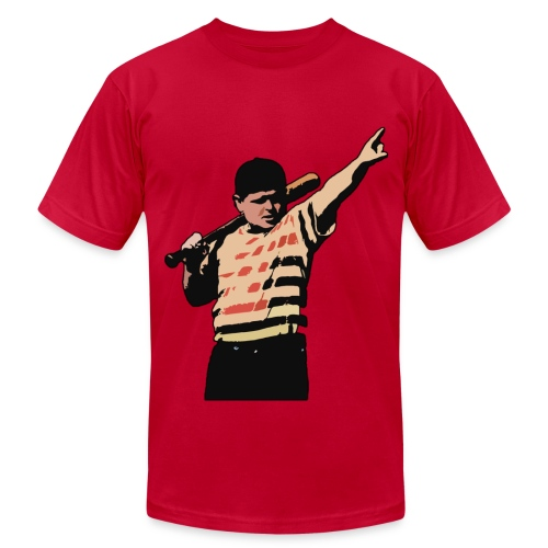 The Great Bambino - Men's Fine Jersey T-Shirt