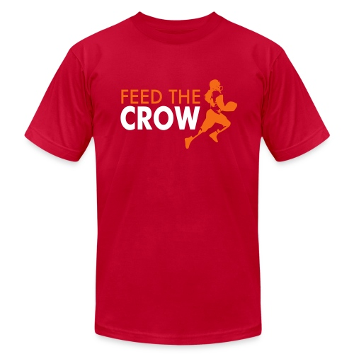 Feed The Crow 2 - Men's  Jersey T-Shirt