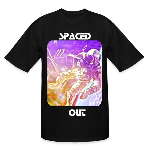 Spaced out - Men's Tall T-Shirt