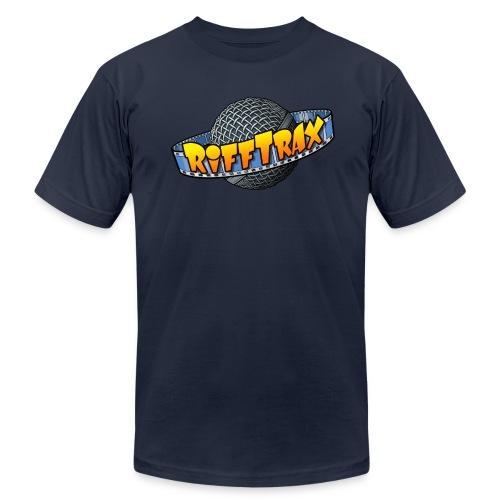 Riff Planet shirt (Men's) - Men's Fine Jersey T-Shirt