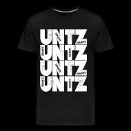 T-Shirts ~ Men's Premium T-Shirt ~ Untz, Untz, Untz