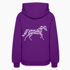 Christmas Horse Hoodies