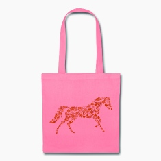 Christmas Horse Bags & backpacks