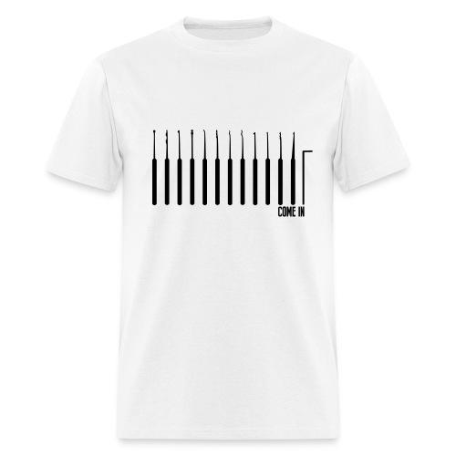 Lockpicking - Men's T-Shirt