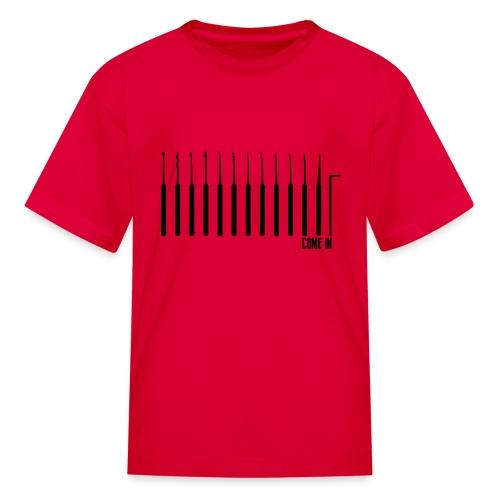 Lockpicking - Kids' T-Shirt