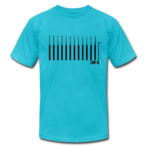 Lockpicking - Men's  Jersey T-Shirt