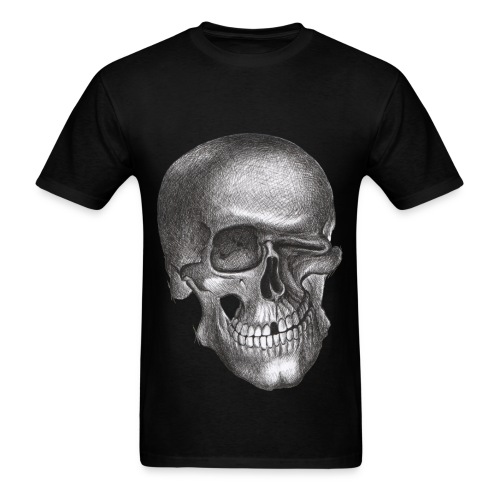 twinkle skull - Men's T-Shirt