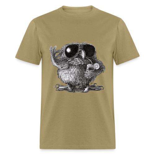 Cool Owl - Men's T-Shirt