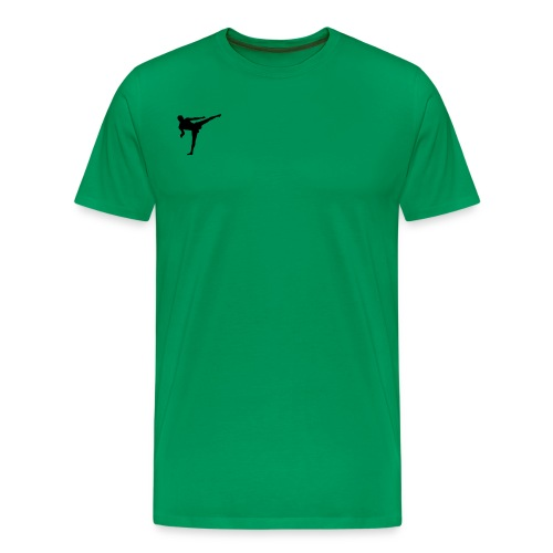 Kick Boxing - Men's Premium T-Shirt
