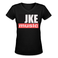 T-Shirts ~ Women's V-Neck T-Shirt ~ Article 18970422