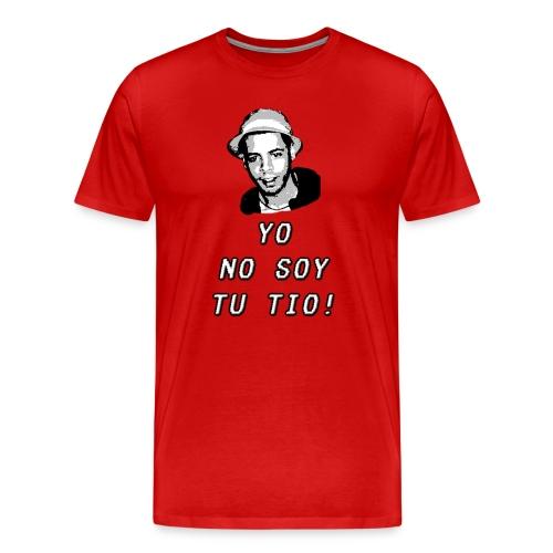 Yo No Soy Tu Tio - Men's Premium T-Shirt