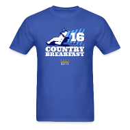 T-Shirts ~ Men's T-Shirt ~ Country Breakfast