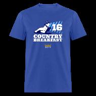 T-Shirts ~ Men's T-Shirt ~ Country Breakfast