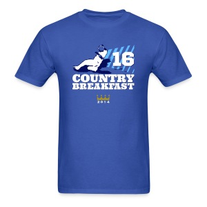 Country Breakfast - Men's T-Shirt
