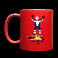 Mugs & Drinkware ~ Full Color Mug ~ 8-Bit Ovi Mug