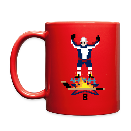 8-Bit Ovi Mug - Full Color Mug