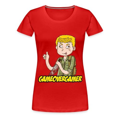 Classic GOG Women's Tee - Women's Premium T-Shirt