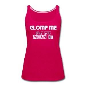 Glomping good times - Women's Premium Tank Top