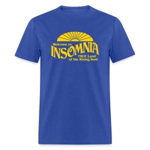 Land of INSOMNIA Shirt - Men's T-Shirt