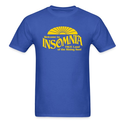 Land of INSOMNIA Shirt - Men's T-Shirt
