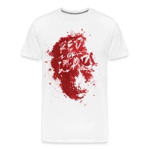 Red or Dead- White - Men's Premium T-Shirt