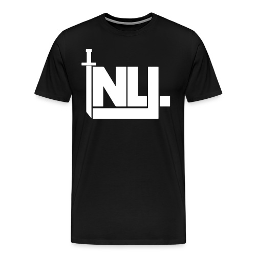 NLJ T-Shirt (In XXXL sizes) - Men's Premium T-Shirt