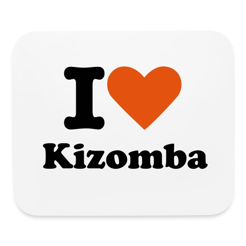 I LOVE KIZOMBA - Mouse pad Horizontal