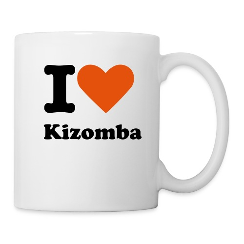 I LOVE KIZOMBA - Coffee/Tea Mug