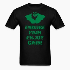Pain Gym Sports Quotes