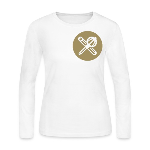 rod & scepter - Women's Long Sleeve Jersey T-Shirt