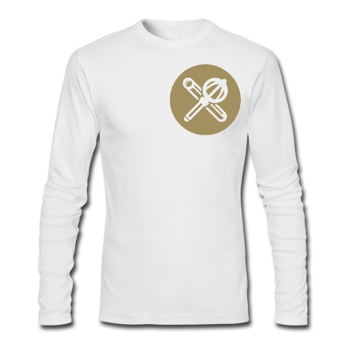 rod & scepter - Men's Long Sleeve T-Shirt by Next Level