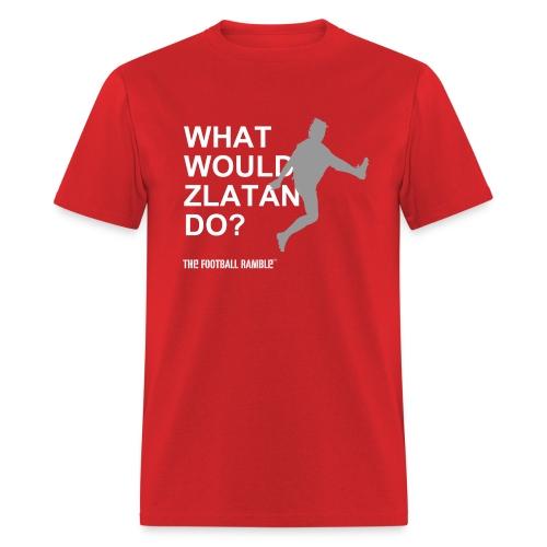 WWZD? – Men's - Men's T-Shirt