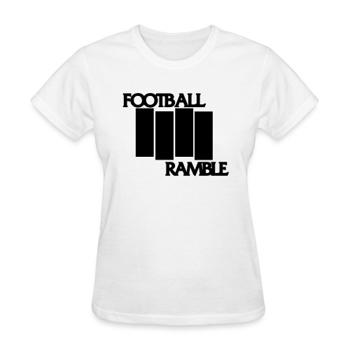 Punk Ramble tee – Women's - Women's T-Shirt