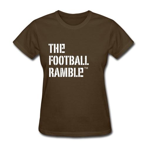 Ramble logo tee –Women's - Women's T-Shirt