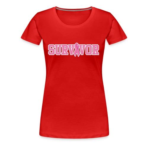 Cancer Strong - Women's Premium T-Shirt