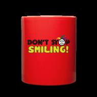 Mugs & Drinkware ~ Full Color Mug ~ Don't Stop Smiling