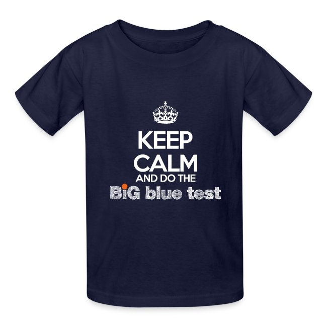 Kids Keep Calm BBT T
