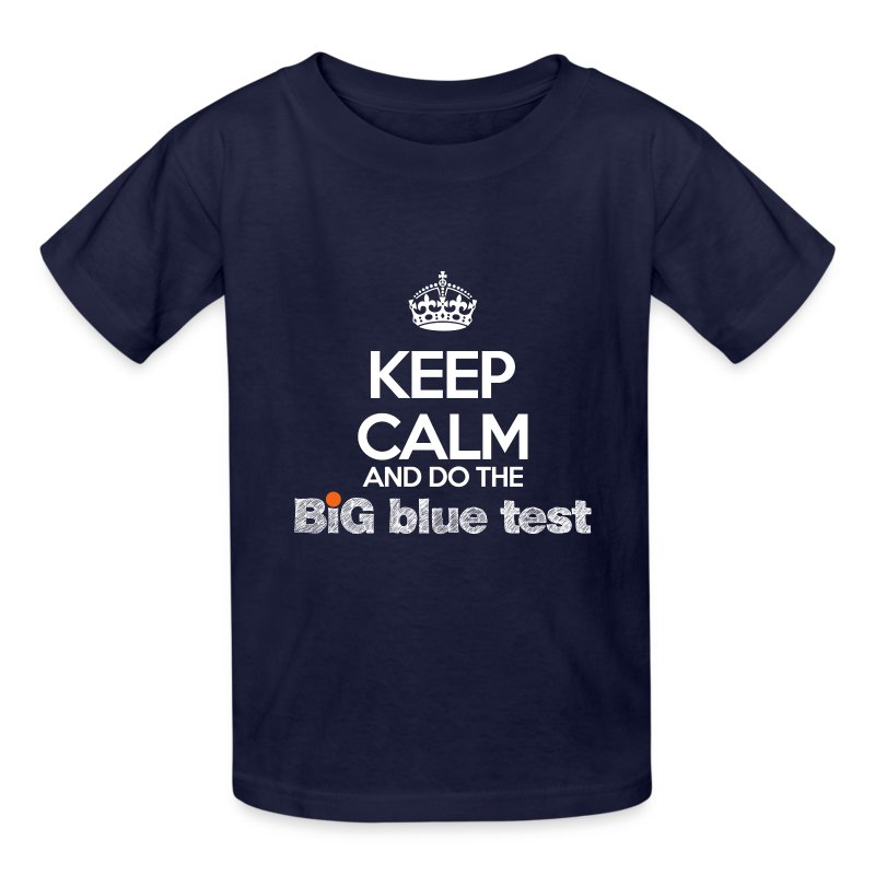 Kids Keep Calm BBT T - Kids' T-Shirt