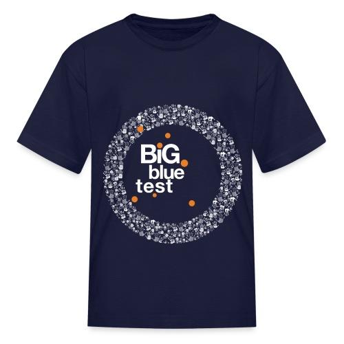 Kids Big Blue Test Classic T - Kids' T-Shirt