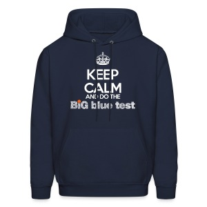 Keep Calm BBT Sweater - Men's Hoodie
