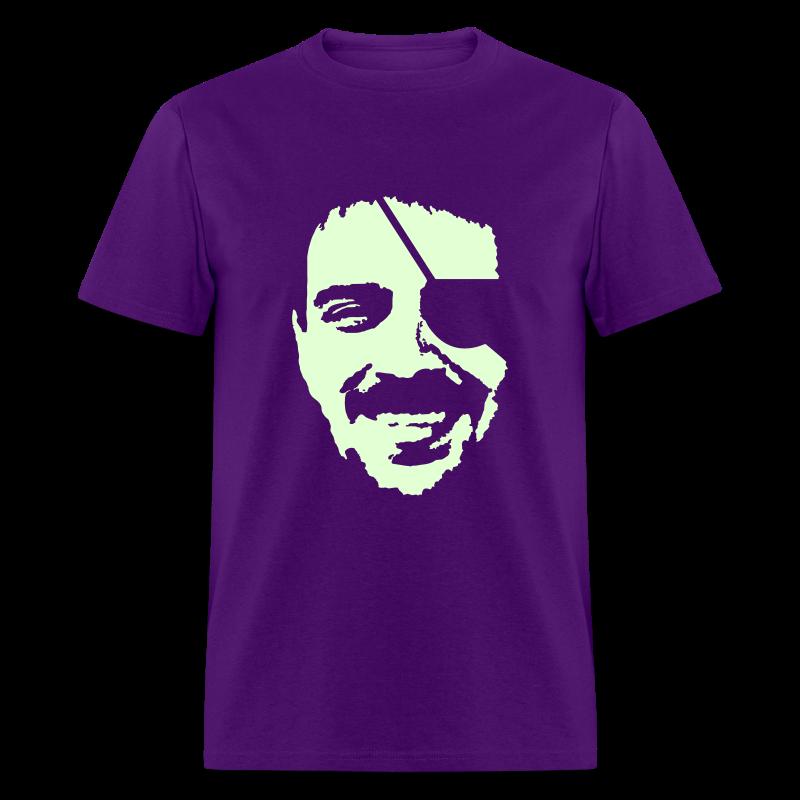GLOW-IN-THE-DARK! - Men's T-Shirt