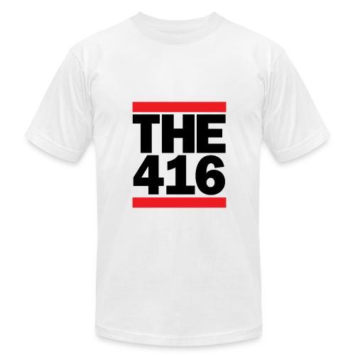 'The 416' Tee - Men's  Jersey T-Shirt