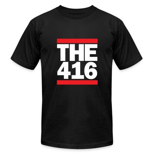 'The 416' Tee - Men's Fine Jersey T-Shirt